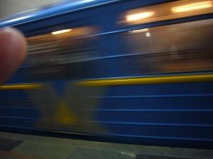 Metro en Kiev